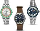 Zodiac Super Sea Wolf Swiss Watches