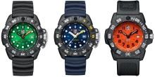 Luminox Scott Cassell Deep Dive Swiss Watches