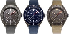 Alpina Geneve Seastrong Swiss watches