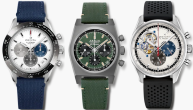 Zenith Chronomaster Swiss Watch