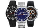 Mido Ocean Star Captain Swiss watches