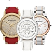 Burberry The City Swiss watches