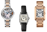 Cartier Swiss watches