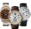 Cartier Calibre Swiss watches