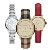 Burberry The Classic Round Swiss watches