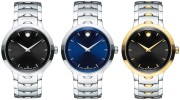 Movado Luno Swiss watches