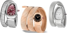 Bvlgari Serpenti Swiss Watches