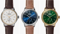 Shinola The Bedrock watches