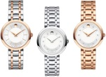 Movado 1881 Quartz Swiss Watches