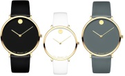 Movado 70th Anniversary Swiss Watches