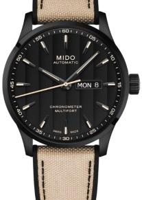 Mido M038.431.37.051.09 Multifort Chronometer