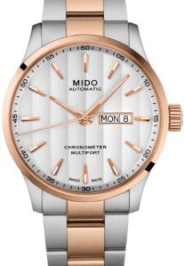 Mido M038.431.22.031.00 Multifort Chronometer