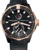 Ulysse Nardin 1185-170-3/BLACK Diver Chronometer