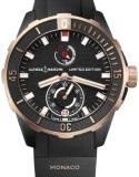 Ulysse Nardin 1185-170LE-3/BLACK-MON Diver Chronometer