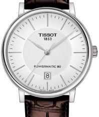 Tissot T1224071603100 Carson Premium Powermatic 80