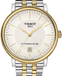 Tissot T1224072203100 Carson Premium Powermatic 80