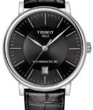 Tissot T1224071605100 Carson Premium Powermatic 80