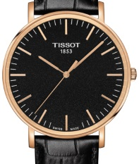 Tissot T1096103605100 Everytime Large