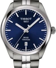 Tissot T1014104404100 PR 100 Titanium Quartz