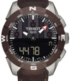Tissot T1104204605100 T-Touch Expert Solar II Swiss Edition Mens Swiss Watch