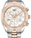 Tissot T1019172211600 PR 100 Sport Chic Chronograph Ladies Swiss Watch