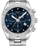 Tissot T1019171104600 PR 100 Sport Chic Chronograph Ladies Swiss Watch