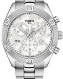 Tissot T1019171111600 PR 100 Sport Chic Chronograph Ladies Swiss Watch