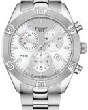 Tissot T1019171103100 PR 100 Sport Chic Chronograph Ladies Swiss Watch