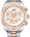 Tissot T1019172215100 PR 100 Sport Chic Chronograph Ladies Swiss Watch