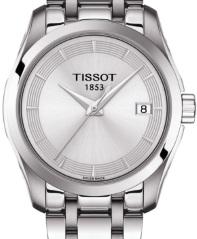 Tissot T0352101103100 Couturier Ladies Swiss Watch