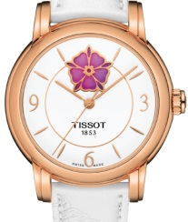Tissot T0502073701705 Heart Flower Powermatic 80 Ladies Swiss Watch