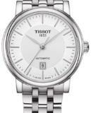 Tissot T1222071103100 Carson Automatic Ladies Swiss Watch
