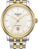 Tissot T1222072203100 Carson Automatic Ladies Swiss Watch