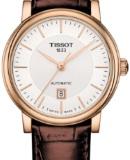 Tissot T1222073603100 Carson Automatic Ladies Swiss Watch