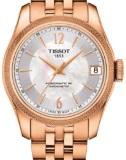 Tissot T1082083311700 Ballade Powermatic 80 COSC Ladies Swiss Watch