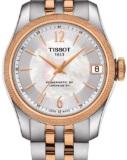 Tissot T1082082211701 Ballade Powermatic 80 COSC Ladies Swiss Watch