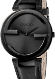 Gucci YA133302 Interlocking ladies Swiss watch