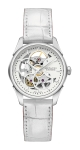 Hamilton H32405811 Jazzmaster Viewmatic Skeleton ladies Swiss watch