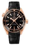 Omega 232.63.44.22.01.001 Seamaster Planet Ocean 600M mens Swiss watch