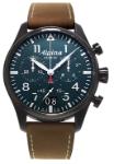 Alpina Geneve AL-372N4FBS6 Startimer Pilot mens Swiss watch