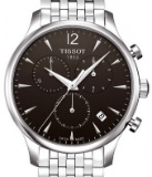Tissot T0636171106700 Tradition GMT Quartz Chrono Mens Swiss Watch