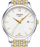 Tissot T0636102203700 Tradition Quartz Mens Swiss Watch