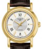 Tissot T9070071603800 Carson Gold Ladies Swiss Watch