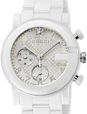 Gucci YA101353 G Chrono ladies Swiss watch
