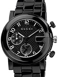 Gucci YA101352 G Chrono ladies Swiss watch