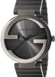 Gucci YA133210 Interlocking mens Swiss watch