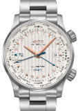 Mido M005.929.11.031.00 Multifort GMT mens Swiss watch