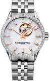 Raymond Weil 2410-STS-97981 Freelancer Lady Sunshine ladies Swiss watch