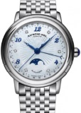 Raymond Weil 2739-ST-05985 Maestro Moon Phase ladies Swiss watch