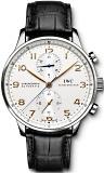 IWC IW371445 Portugieser Chronograph mens Swiss watch